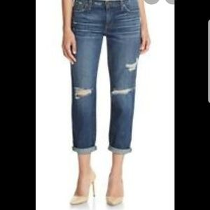 Denim - JOE'S | Distressed Easy Cuffed Kicker Jeans Sz 29